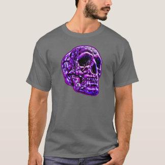 Super Skull Purple T-Shirt