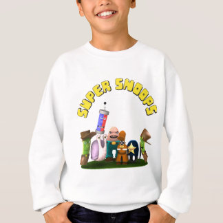 Super Snoops Jr. Detectives Sweatshirt