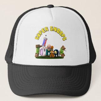 Super Snoops Jr. Detectives Trucker Hat