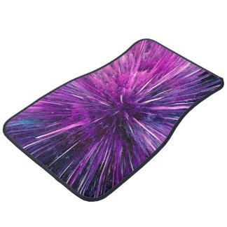 Super sonic - gorgeous purple car mat