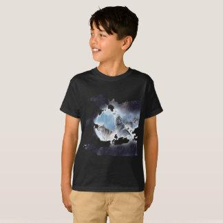 Super Sonic Wolf Pack Shirt - Children
