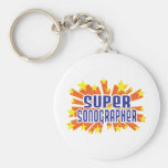 Super Sonographer Key Chain
