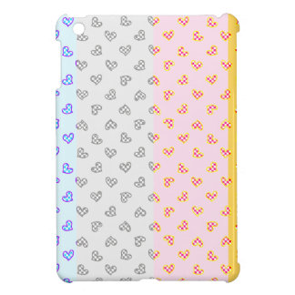 Super soul Party hearts iPad Mini Case