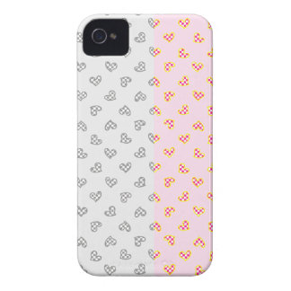 Super soul Party hearts iPhone 4 Case