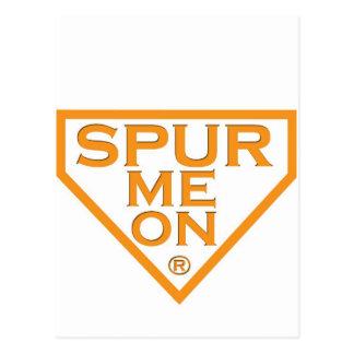 Super Spurmeon unique motivational design gift Postcard