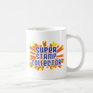 Super Stamp Collector Coffee Mug