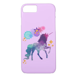 Super Star Galaxy Unicorn iPhone 8/7 Case