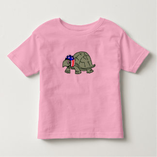 Super Stunt Turtle with Helmet T Shirt