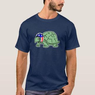 Super Stunt Turtle with Helmet T-Shirt