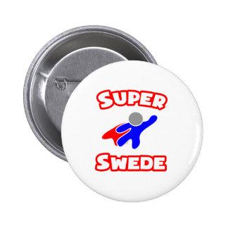 Super Swede Button