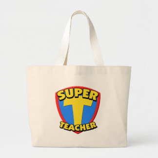 Super Teacher Clasic Tote Bag