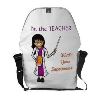 Super Teacher Courier Bags