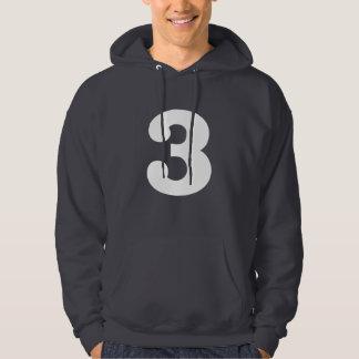 Super Three Hoodie