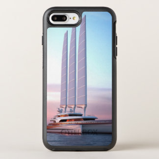 Super trimaran yacht OtterBox symmetry iPhone 8 plus/7 plus case