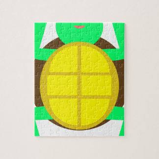 Super Turtle Jigsaw Puzzle