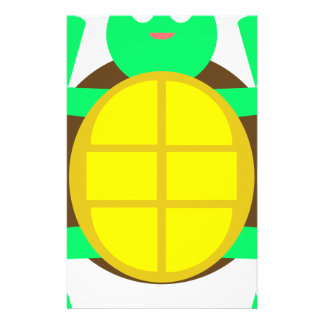 Super Turtle Stationery