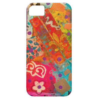 Super Vibrant & Artist iPhone Case for 5/5s