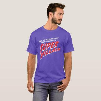 """""""Super Villain"""" T-Shirt"""