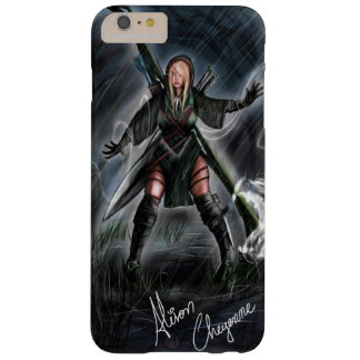 Super warrior barely there iPhone 6 plus case