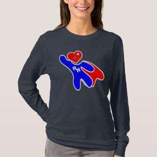 Super Wonder Registered Nurse RN T-Shirt