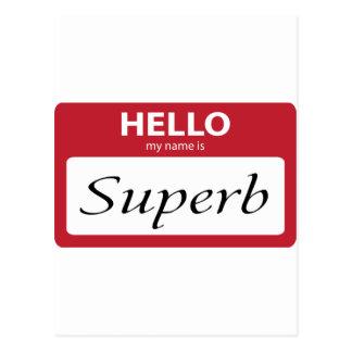 superb 001 postcard