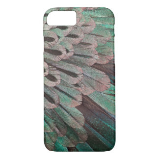 Superb Bird of Paradise feathers iPhone 7 Case