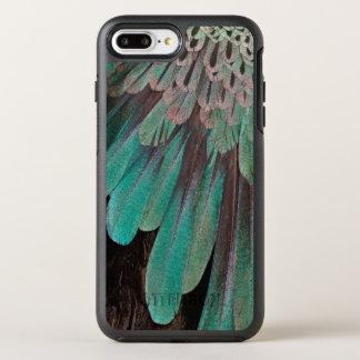 Superb Bird of Paradise feathers OtterBox Symmetry iPhone 8 Plus/7 Plus Case