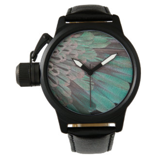 Superb Bird of Paradise feathers Watch