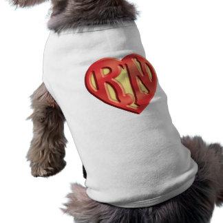 Superb RN IV Sleeveless Dog Shirt