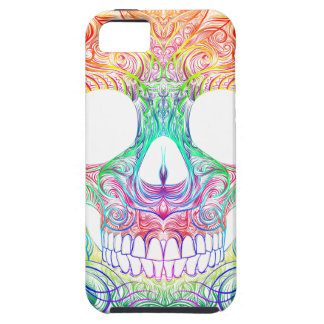 Superb Sugar Skull Dia De Los Muertos Candy Skull iPhone 5 Case