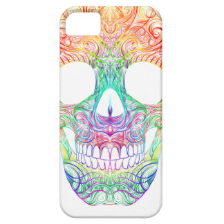 Superb Sugar Skull Dia De Los Muertos Candy Skull iPhone 5 Cover