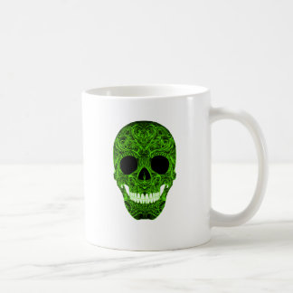 Superb Sugar Skull Dia De Los Muertos Day of the D Coffee Mug
