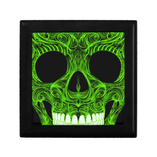 Superb Sugar Skull Dia De Los Muertos Day of the D Gift Box