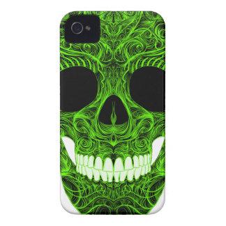 Superb Sugar Skull Dia De Los Muertos Day of the D iPhone 4 Case-Mate Cases