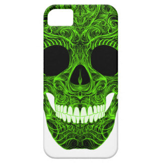Superb Sugar Skull Dia De Los Muertos Day of the D iPhone 5 Cover