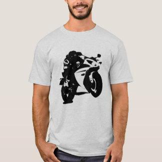 Superbike Motorcycle Graphic T-Shirt