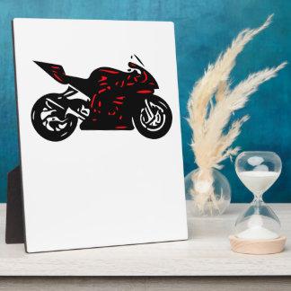 Superbike Plaques