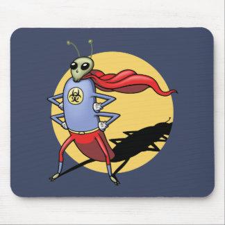 Superbug Mouse Pad