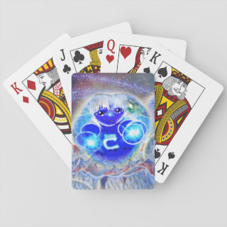 SuperCellular Deck Of Cards! Get Well Soon! Playing Cards