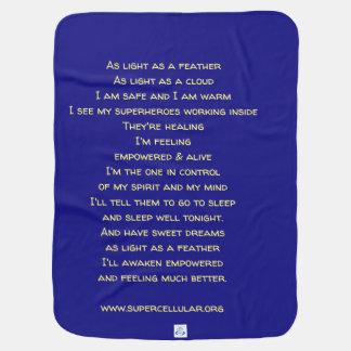 SuperCellular Wellness Blanket