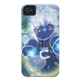 SuperCelu Healing Energy For Kids! iPhone 4 Case