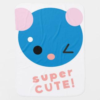 SuperCUTE baby blanket