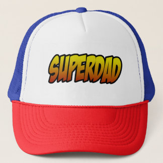 Superdad - Best hat in the world for fathers