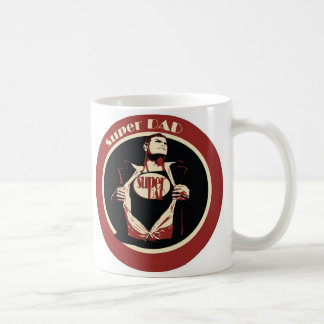 superdad coffee mug