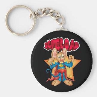 Superdad - Super Dad Key Chain - Keychain For Dad