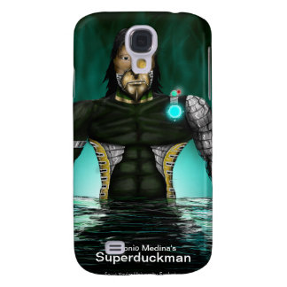 Superduckman Samsung Galaxy S4 Case
