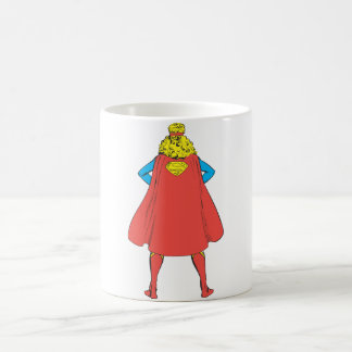Supergirl Back View Coffee Mug