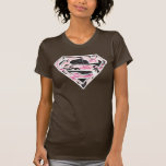 Supergirl Camouflage Logo Tees