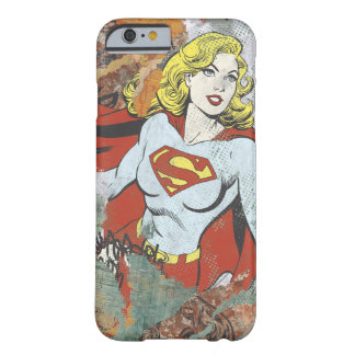 Supergirl Comic Capers 2 Barely There iPhone 6 Case
