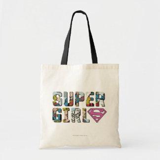 Supergirl Comic Logo